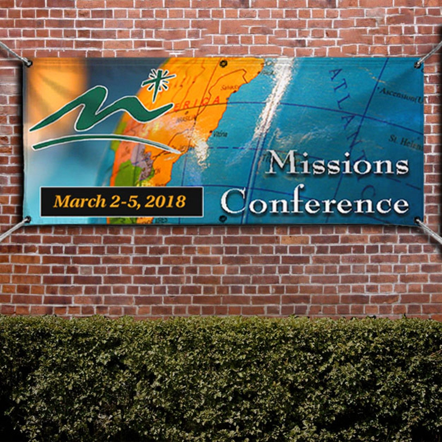 Banners for Missionary Fundraising - MissionaryCards.com