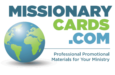 Missionary Cards for Fundraising - MissionaryCards.com